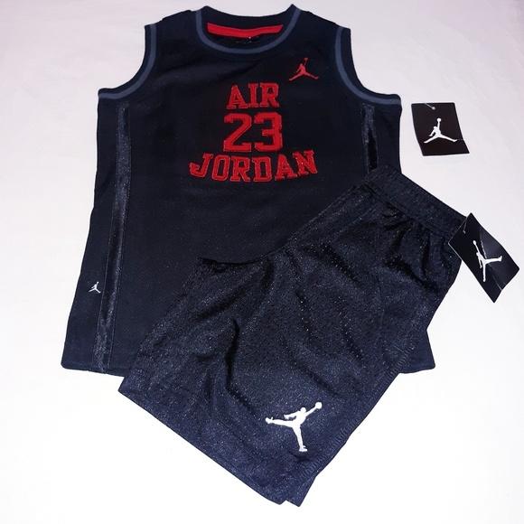 313112f873e Jordan Matching Sets   Boys Youth 2pc Short Set   Poshmark